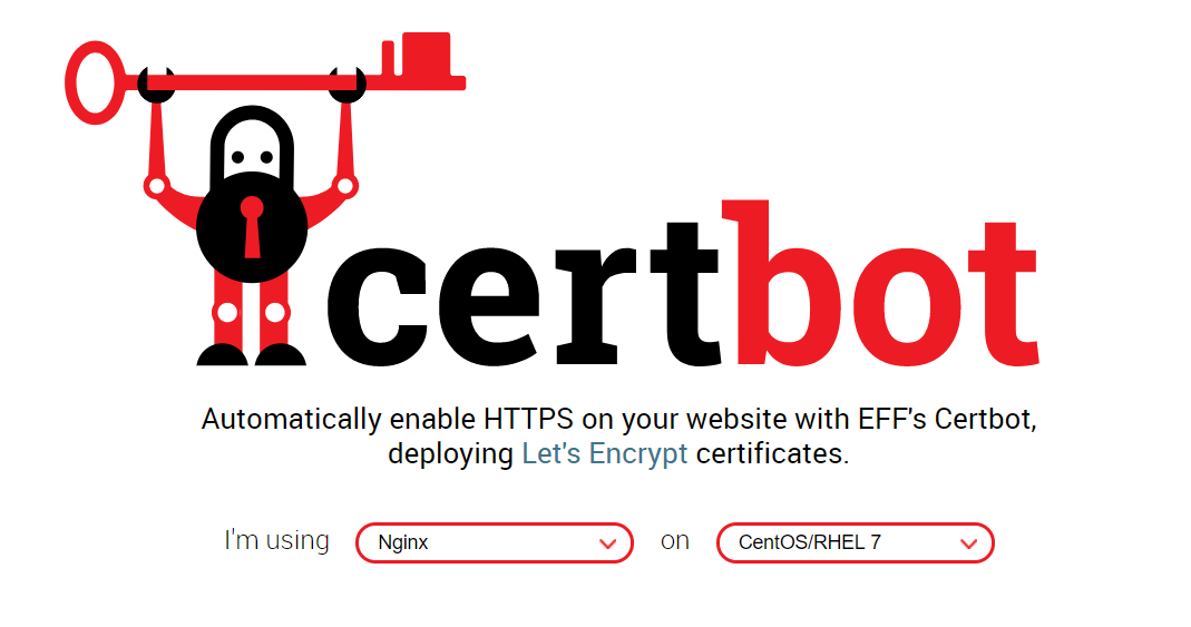 Deploy free SSL certificates with Certbot